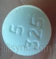 oxycodone and acetaminophen tablet