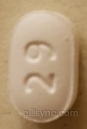 amlodipine besylate tablet  - 29 OVAL WHITE image