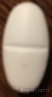OVAL WHITE NT 150 gabapentin tablet film coated