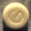 round yellow G DM 5 Australia  Antenex diazepam