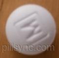 methylphenidate hydrochloride 20 mg oral tablet - 20 m ROUND WHITE image