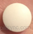 ROUND WHITE IP 145 Hydrocodone Bitartrate 75 MG  Ibuprofen 200 MG Oral Tablet