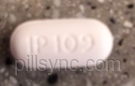 OVAL WHITE IP 109 APAP 325 MG  hydrocodone bitartrate 5 MG Oral Tablet