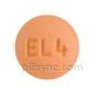 ROUND ORANGE M EL4 eletriptan 20 MG Oral Tablet