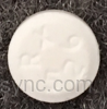ROUND WHITE RX 526 Loratadine  Loratadine 10 MG Oral Tablet