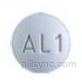 ROUND WHITE M AL1 almotriptan 625 MG Oral Tablet