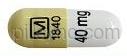 Methylphenidate Hydrochloride capsule - (30/70 release 24 hr methylphenidate hydrochloride 30 mg extended release oral capsule) image