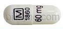 Methylphenidate Hydrochloride capsule - (methylphenidate hydrochloride 50 mg) image