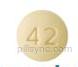 Eletriptan Hydrobromide tablet, film coated - (eletriptan hydrobromide monohydrate 40 mg) image