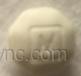 OCTAGON WHITE M 20 Dextroamphetamine saccharate amphetamine aspartate monohydrate dextroamphetamine sulfate and amphetamine sulfate  Amphetamine aspartate 5 MG  Amphetamine Sulfate 5 MG  Dextroamphetamine saccharate 5 MG  Dextroamphetamine Sulfate 5 MG Oral Tablet