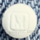 ROUND GREEN M 15 oxycodone hydrochloride tablet