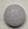 JSP 515 ROUND PURPLE - Levothyroxine Sodium 0075 MG Oral Tablet - Lannett Company, Inc.